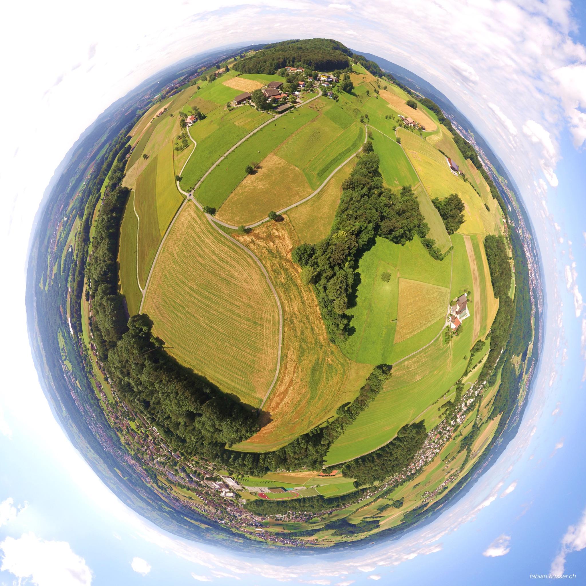 Aerial Hinterbergseeli