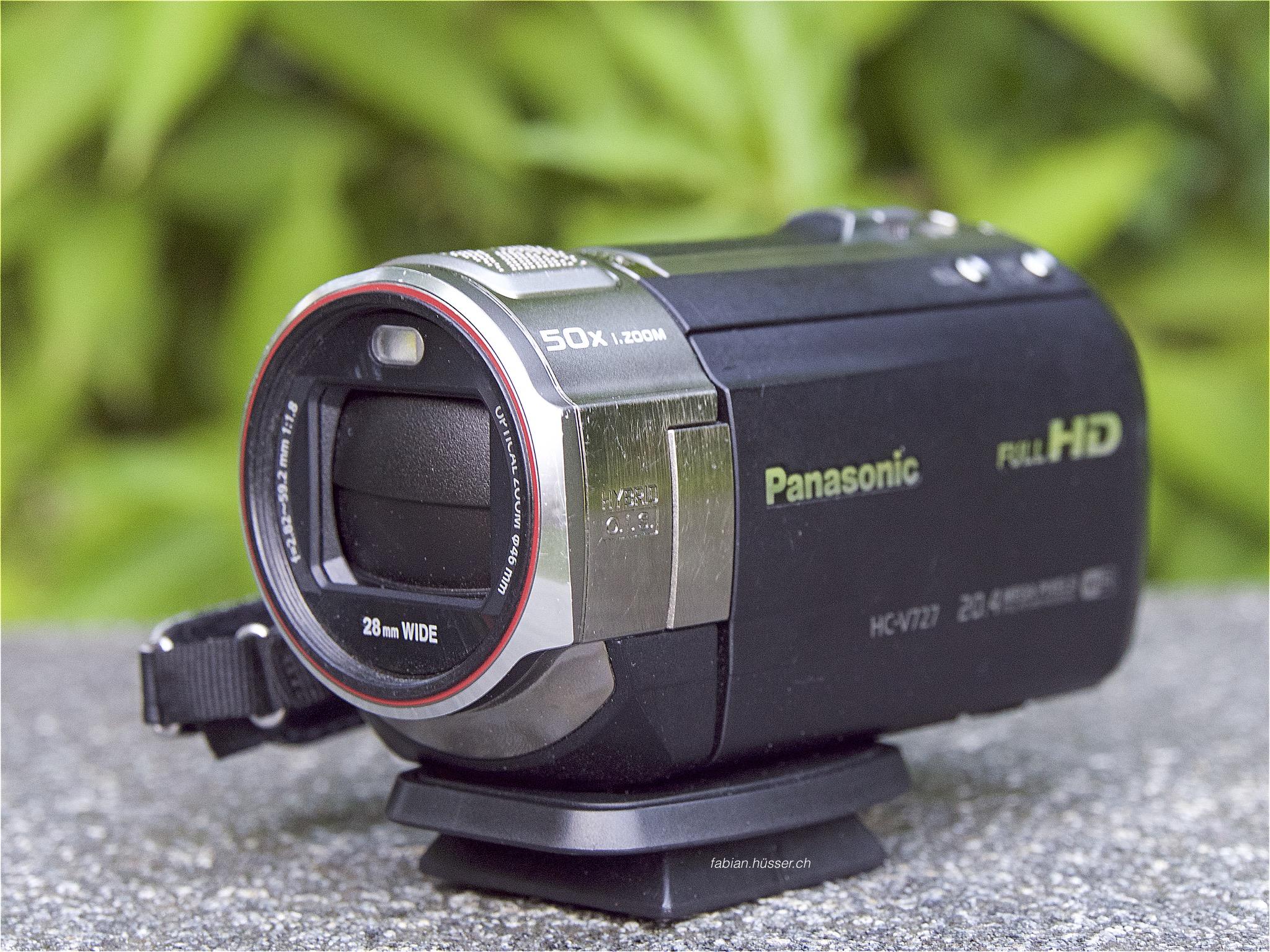 Panasonic HC V727