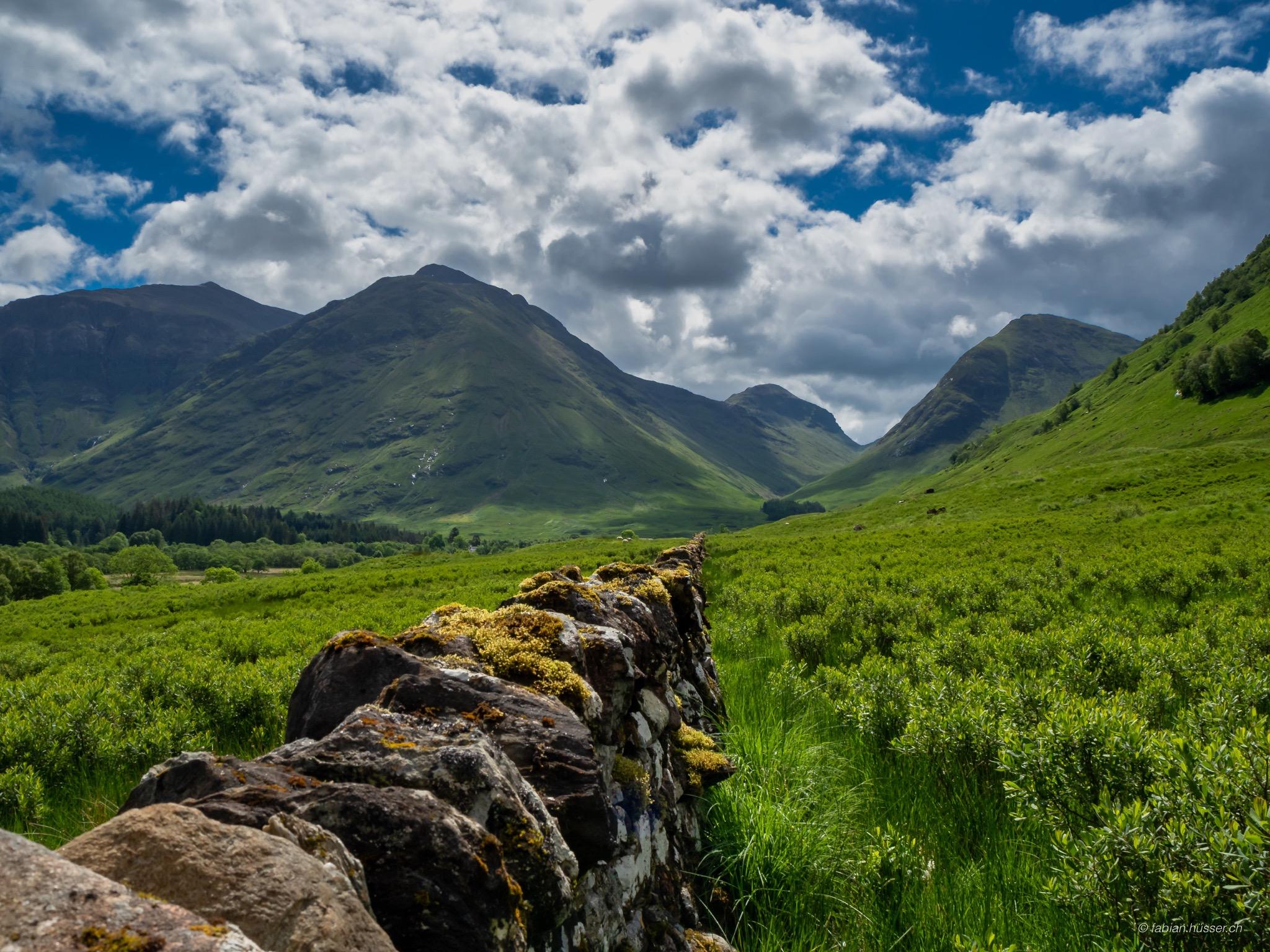 Schweiz Schottland