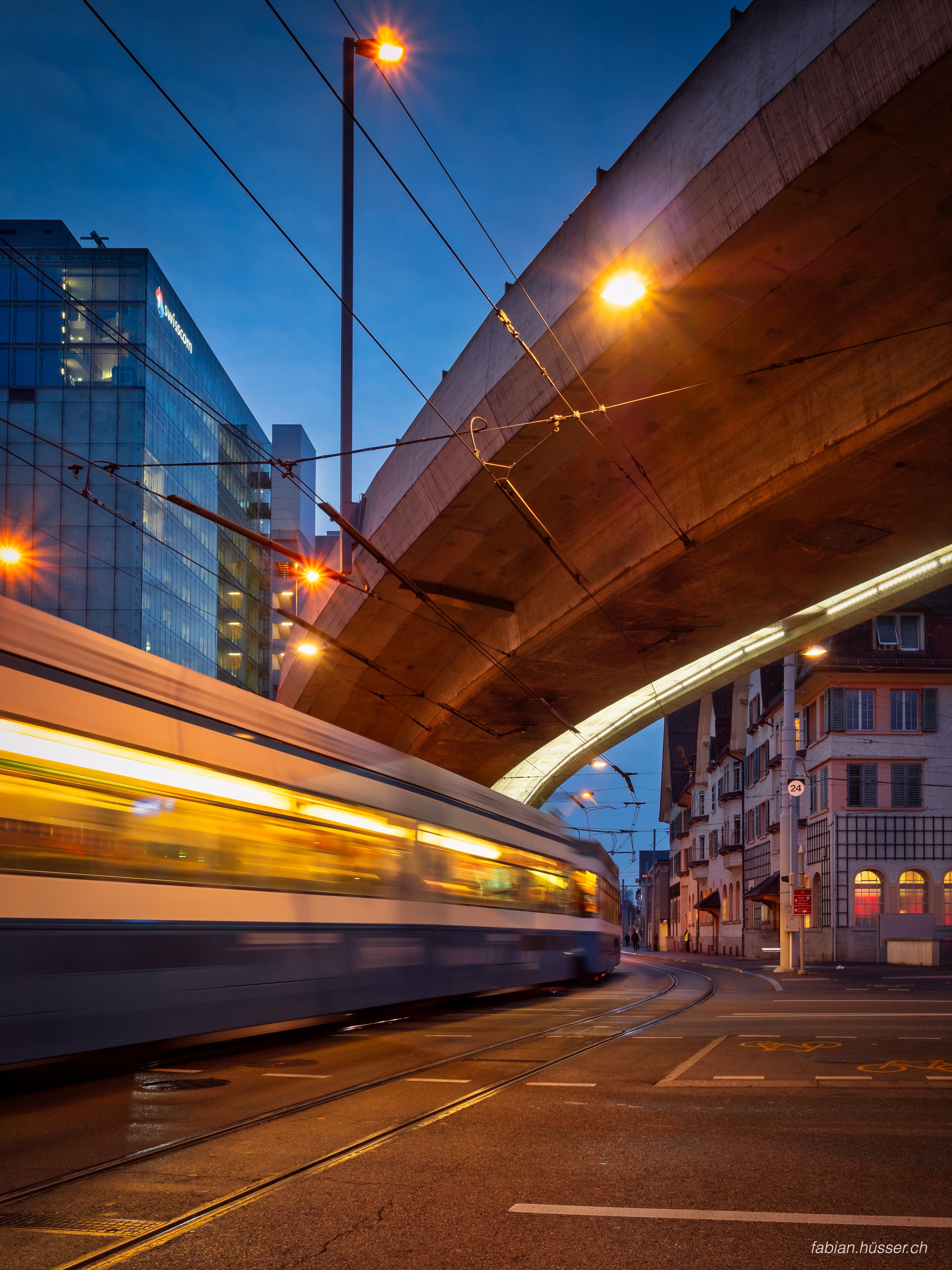 Escher-Wyss-Platz Zürich